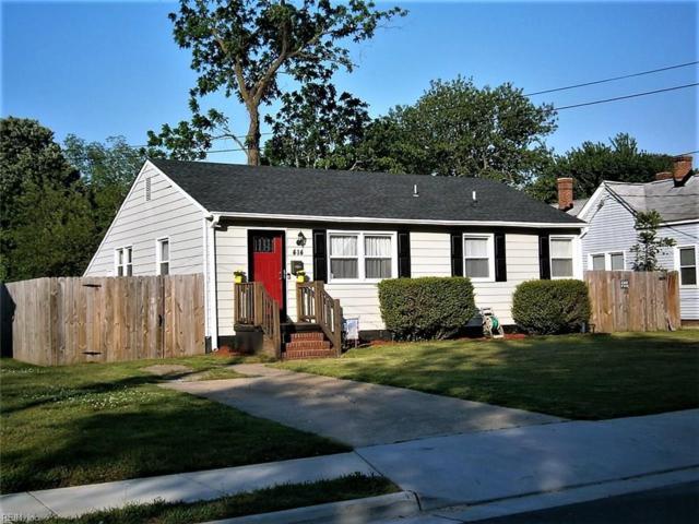 414 Celey St, Hampton, VA 23661 (MLS #10194583) :: AtCoastal Realty