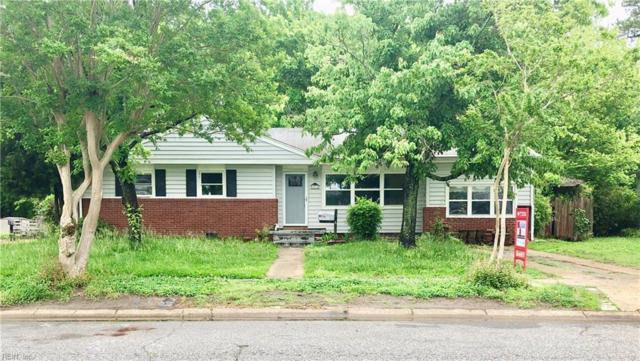 8236 Wedgewood Dr, Norfolk, VA 23518 (#10194825) :: Austin James Real Estate