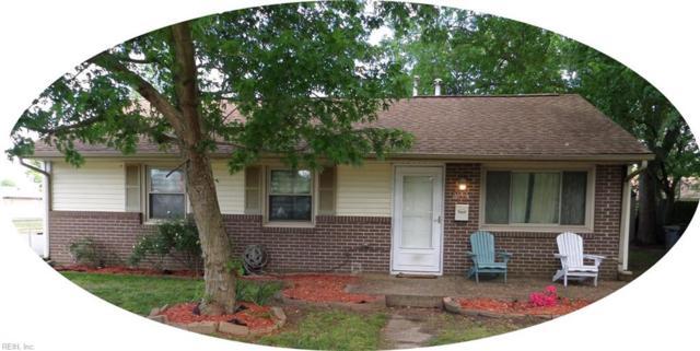 2014 Bancroft Dr, Hampton, VA 23663 (#10195023) :: Abbitt Realty Co.