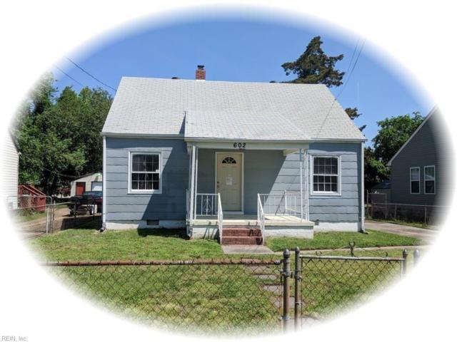 602 Chapel St, Hampton, VA 23669 (#10195510) :: Austin James Real Estate