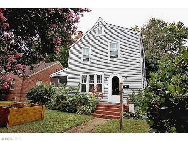 145 Chesterfield Rd, Hampton, VA 23661 (MLS #10195559) :: AtCoastal Realty