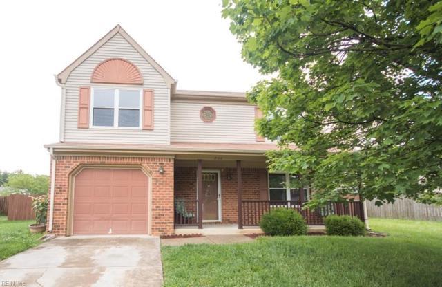 206 Newcastle Ct, Newport News, VA 23602 (#10195712) :: Reeds Real Estate
