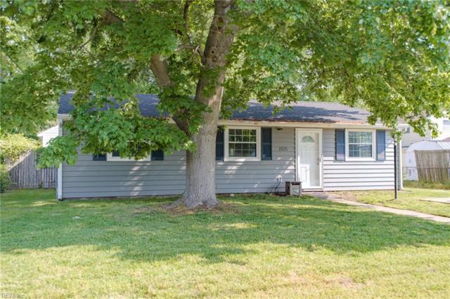 1515 Garrow Cir, Hampton, VA 23663 (#10195846) :: Abbitt Realty Co.