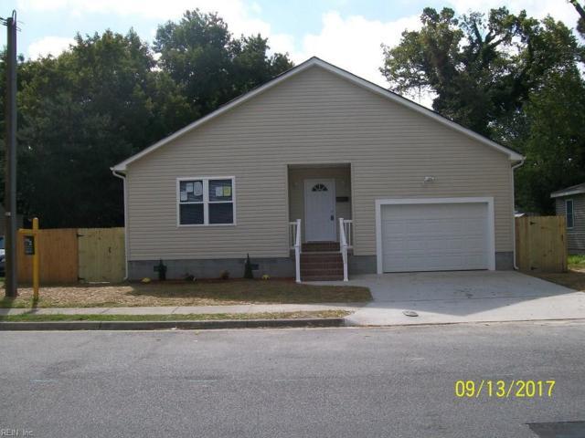 3113 Hull St, Portsmouth, VA 23704 (#10195941) :: Green Tree Realty Hampton Roads