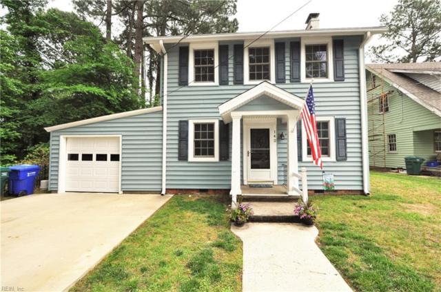 142 Brewer Ave, Suffolk, VA 23434 (#10195955) :: Green Tree Realty Hampton Roads