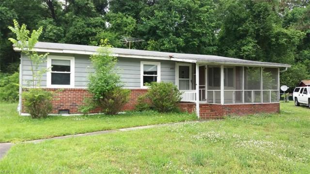 806 Nixon Dr, Suffolk, VA 23434 (#10196060) :: Green Tree Realty Hampton Roads