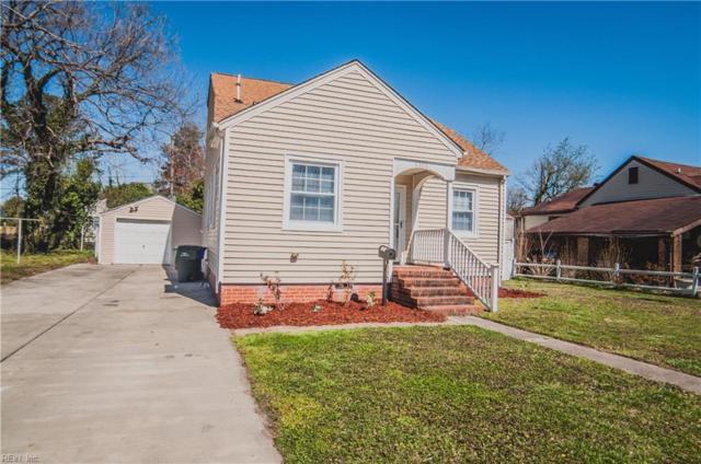 6366 Dove St, Norfolk, VA 23513 (#10196118) :: Green Tree Realty Hampton Roads