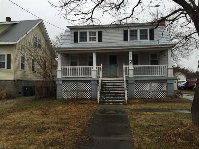 1300 Poquoson Ave, Poquoson, VA 23662 (#10196286) :: Abbitt Realty Co.