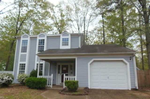4 Finch Pl, Newport News, VA 23608 (#10196314) :: Abbitt Realty Co.
