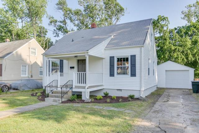 621 Chapel St, Hampton, VA 23669 (#10197007) :: Austin James Real Estate
