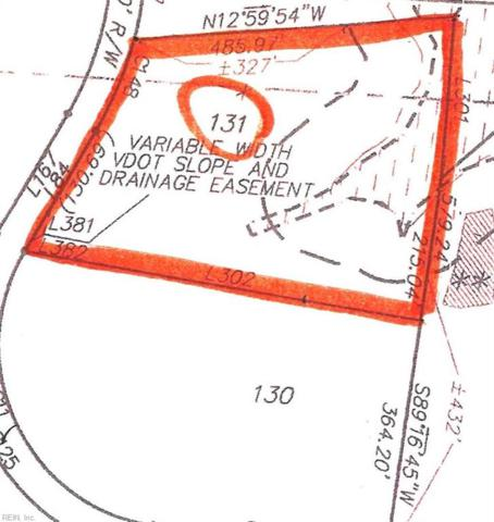 2398 Creekway Dr, Isle of Wight County, VA 23430 (#10197094) :: Atkinson Realty