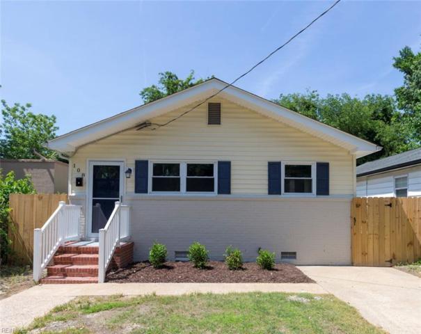108 E Kelly Ave, Hampton, VA 23663 (#10197219) :: Abbitt Realty Co.