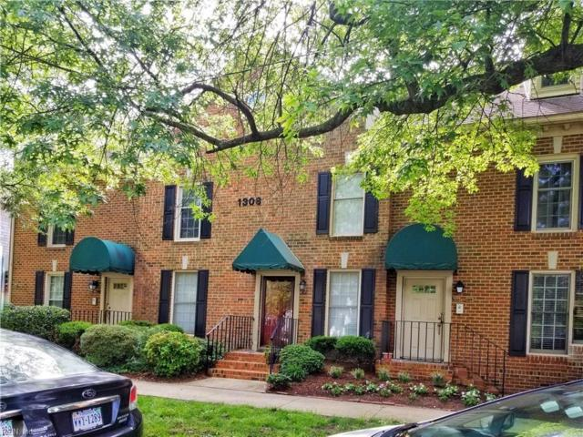 1308 Stockley Gdns #102, Norfolk, VA 23517 (#10197303) :: Atkinson Realty