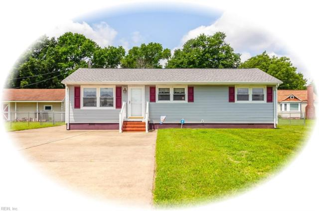 805 Parkinson Rd, Hampton, VA 23661 (#10197483) :: Atkinson Realty