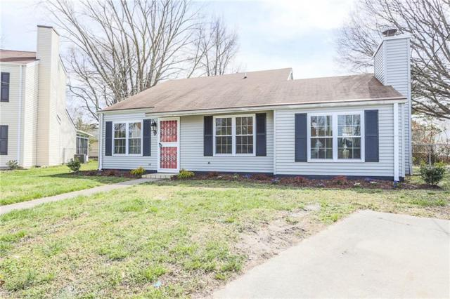 9 Roundtree Cir, Hampton, VA 23661 (#10197643) :: Abbitt Realty Co.