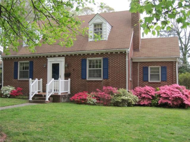 210 Manteo Ave, Hampton, VA 23661 (#10197881) :: Reeds Real Estate