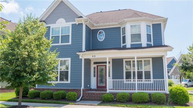 43 Town Park Dr, Hampton, VA 23669 (#10198345) :: Berkshire Hathaway HomeServices Towne Realty