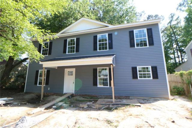 1827 Womack Dr, Hampton, VA 23663 (#10198736) :: Abbitt Realty Co.