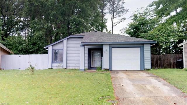 866 Crashaw St, Virginia Beach, VA 23462 (#10198825) :: Abbitt Realty Co.