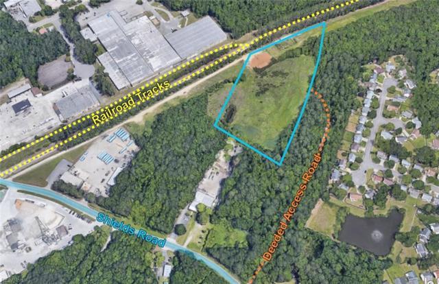 743 Shields Rd, Newport News, VA 23608 (#10198933) :: Reeds Real Estate