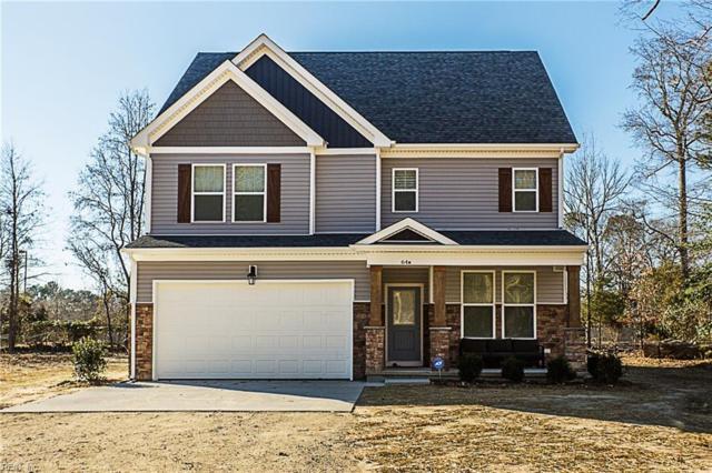 183 Pine Chapel Road Rd, Hampton, VA 23666 (#10199475) :: Abbitt Realty Co.