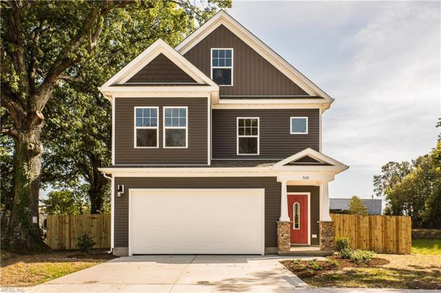 191 Pine Chapel Road Rd, Hampton, VA 23666 (#10199481) :: Abbitt Realty Co.