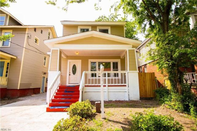 619 W 38th St, Norfolk, VA 23508 (#10199523) :: Atkinson Realty