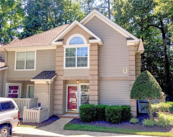 343 Gainsborough Sq #4, Chesapeake, VA 23320 (#10199586) :: Austin James Real Estate