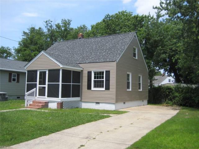 622 Augusta St, Hampton, VA 23669 (#10199906) :: Austin James Real Estate