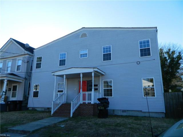 1520 Prentis Ave, Portsmouth, VA 23704 (MLS #10200053) :: Chantel Ray Real Estate