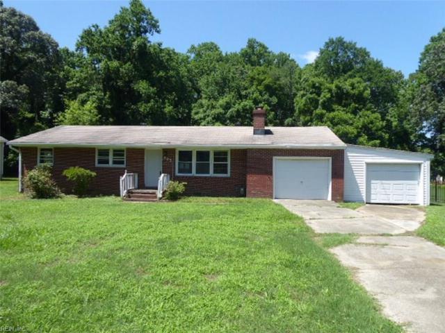 405 Menchville Rd, Newport News, VA 23602 (#10200108) :: Reeds Real Estate