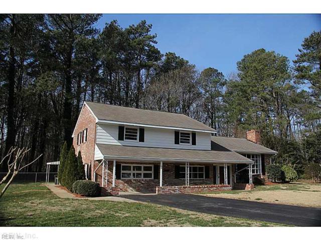 38 Terrace Dr E, Poquoson, VA 23662 (#10200171) :: Atlantic Sotheby's International Realty