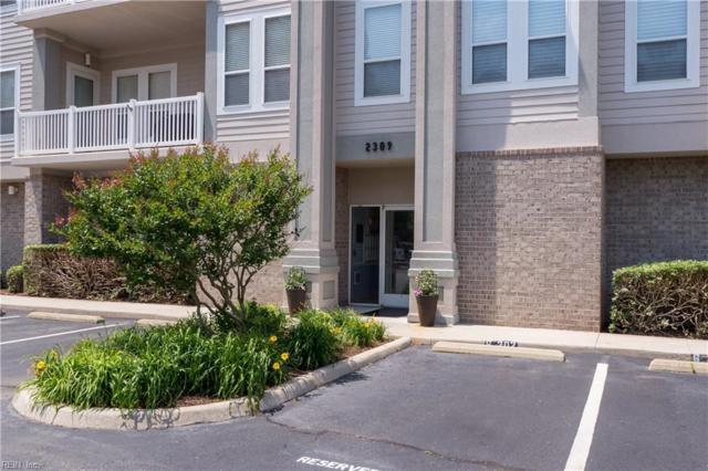 2309 Mariners Mark Way #301, Virginia Beach, VA 23451 (MLS #10200247) :: Chantel Ray Real Estate