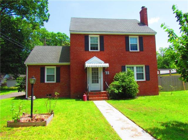 100 Westover Rd, Newport News, VA 23601 (#10200360) :: Atkinson Realty