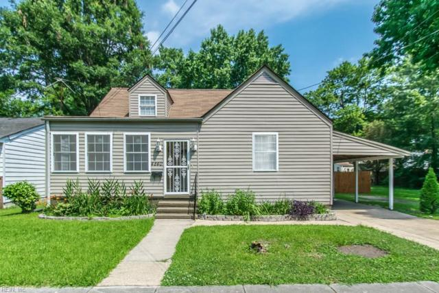 4840 Larkin St, Norfolk, VA 23513 (#10200435) :: Abbitt Realty Co.
