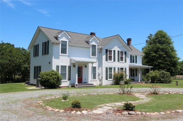 277 Mill Lane Rd, Mathews County, VA 23021 (#10200493) :: Abbitt Realty Co.