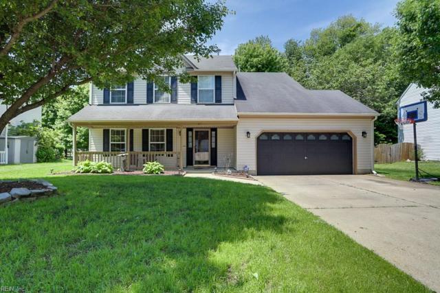 115 Baker Farm Dr, Hampton, VA 23666 (#10200752) :: Abbitt Realty Co.
