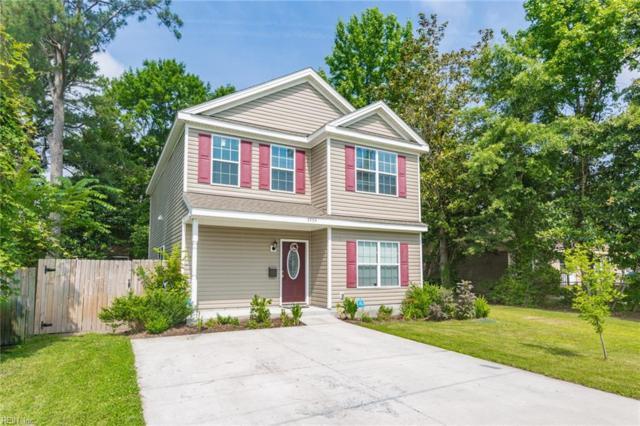 3904 Deep Creek Blvd, Portsmouth, VA 23702 (#10200757) :: Atkinson Realty