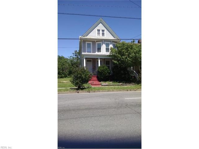 318 W 26th St, Norfolk, VA 23517 (#10201001) :: Abbitt Realty Co.