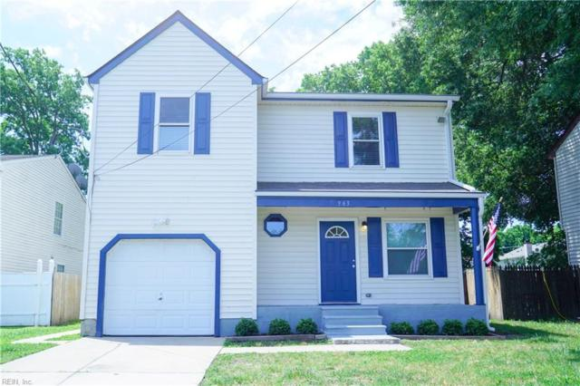 963 Avenue J, Norfolk, VA 23513 (MLS #10201279) :: AtCoastal Realty