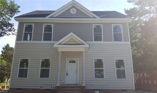 35 Gillis Rd, Portsmouth, VA 23702 (#10201280) :: Berkshire Hathaway HomeServices Towne Realty