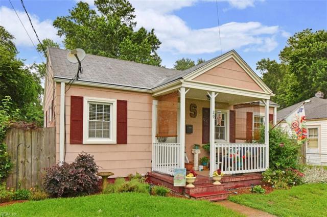 29 Woodland St, Portsmouth, VA 23702 (#10201592) :: Abbitt Realty Co.