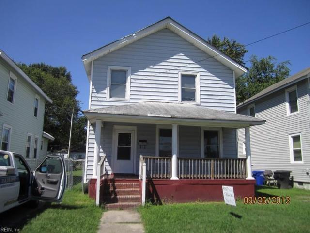 1006 Vermont Ave, Portsmouth, VA 23707 (#10201601) :: Atkinson Realty
