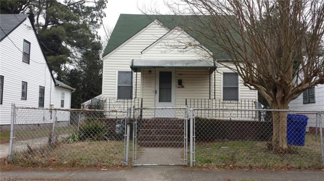 1609 Richmond Ave, Portsmouth, VA 23704 (#10201606) :: Reeds Real Estate