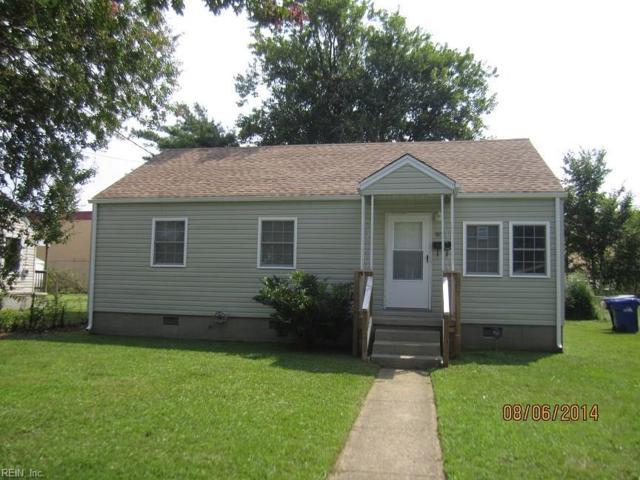 1601 Lasalle Ave, Portsmouth, VA 23704 (#10201607) :: Reeds Real Estate
