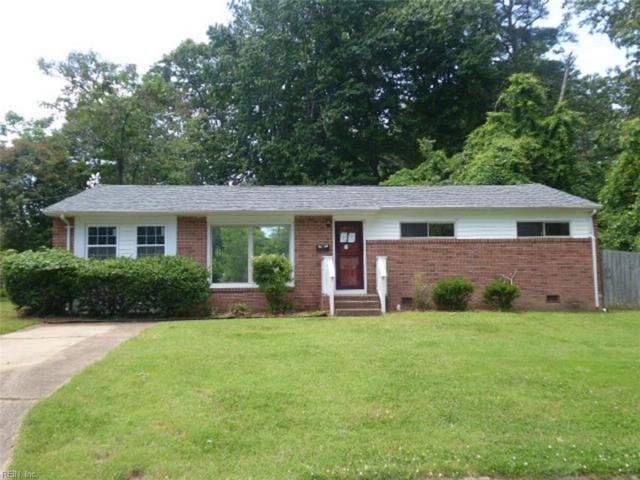 211 Nicewood Dr, Newport News, VA 23602 (MLS #10201636) :: Chantel Ray Real Estate