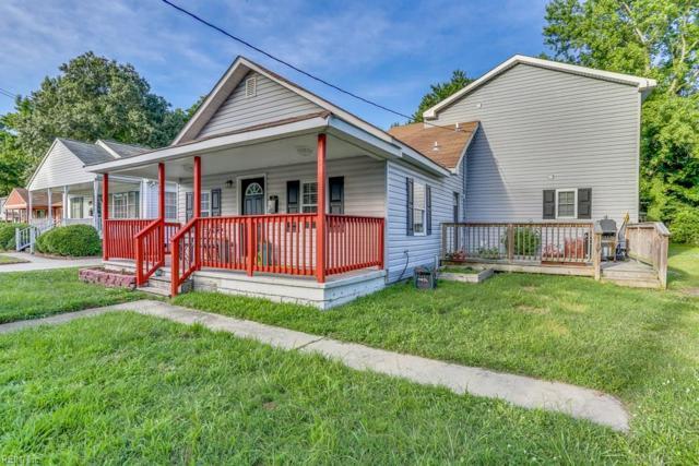 548 Greenbriar Ave, Hampton, VA 23661 (#10201644) :: Abbitt Realty Co.