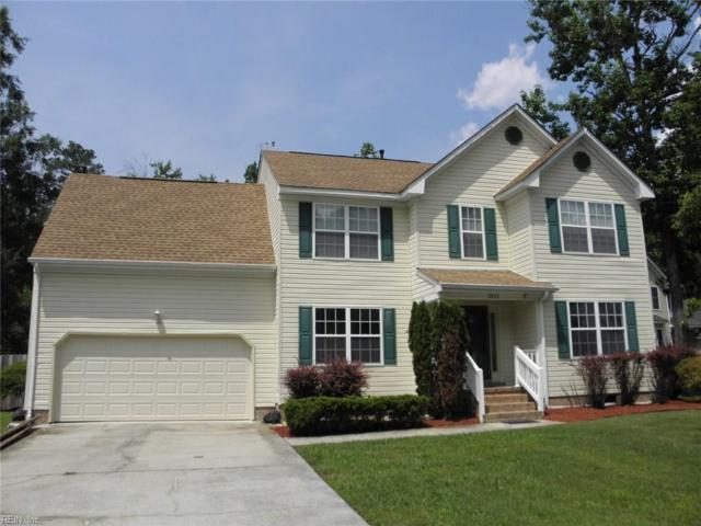 2033 Regency Dr, Suffolk, VA 23434 (#10201657) :: Reeds Real Estate