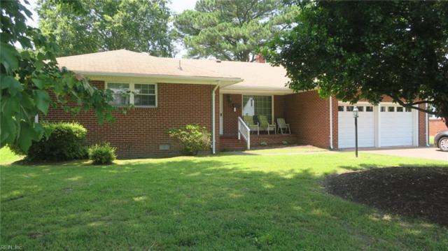 38 Suburban Pw, Hampton, VA 23661 (#10201660) :: Abbitt Realty Co.