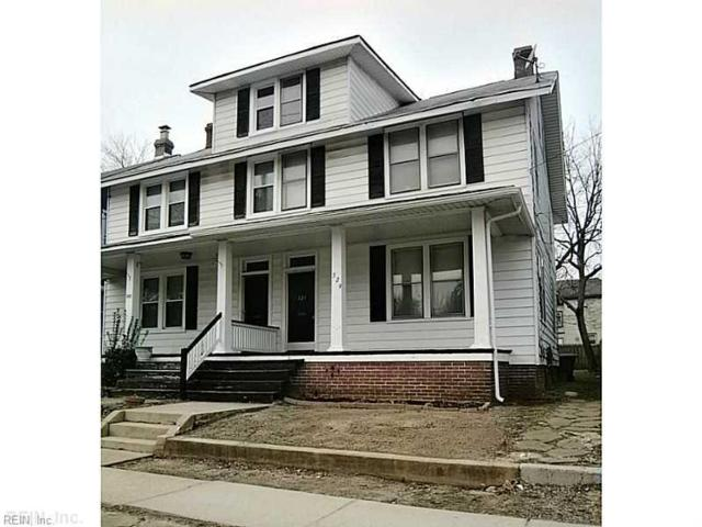 329 50th St, Newport News, VA 23607 (MLS #10201692) :: Chantel Ray Real Estate